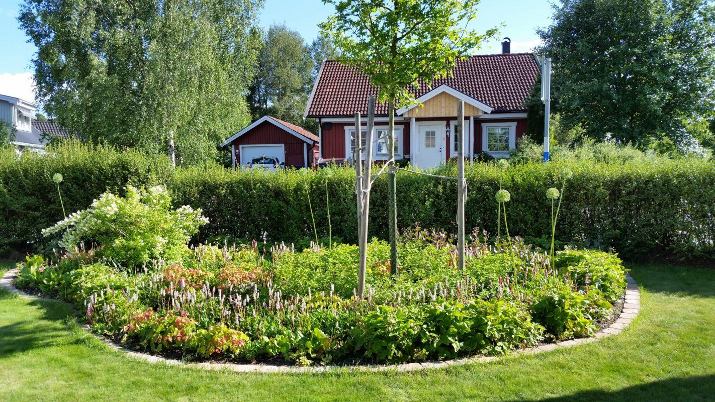 Inspiration - Bällsta Backe Trädgårdsdesign